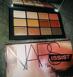 NIB Nars Narsissist Wanted Eyeshadow Palette